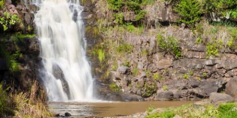 3 Reasons to Visit the Waterfall at Waimea Valley During Spring Break, Koolauloa, Hawaii