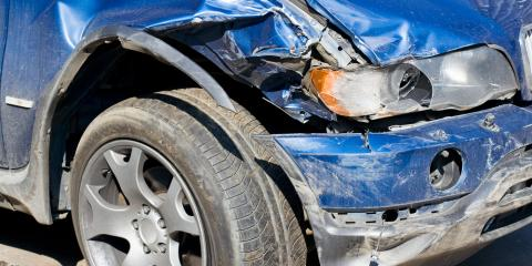3 Signs You Should Have Collision Repair After an Accident, Madison, Ohio