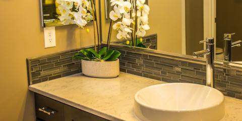 4 Creative Ideas for Your Bathroom Backsplash, Anchorage, Alaska