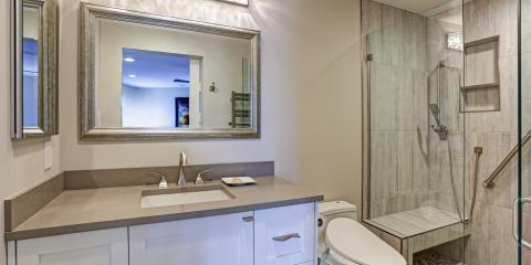 The Pros & Cons of Bathroom Countertop Materials, Anchorage, Alaska