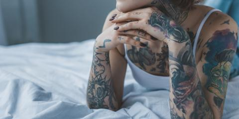 4 FAQ About Tattoo Removal, Koolaupoko, Hawaii