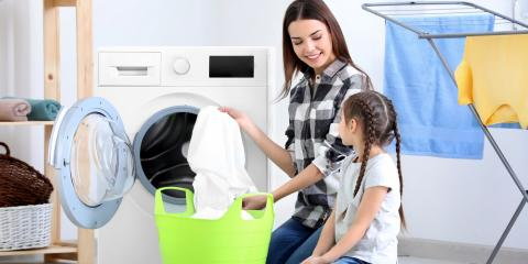 3 Common Causes of a Loud Washing Machine , Radcliff, Kentucky