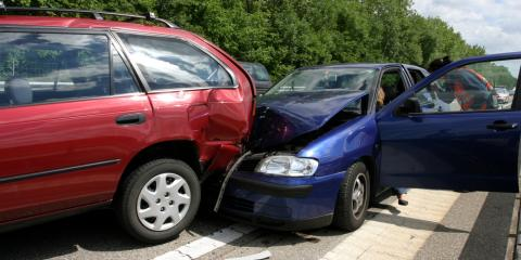 Here's What to Do If You're in an Auto Accident, Canton, Georgia