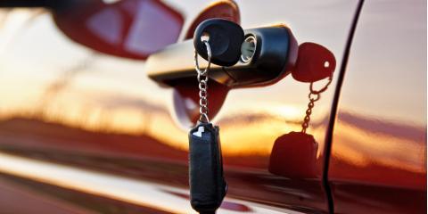 3 Reasons to Rekey Car Locks, Elyria, Ohio