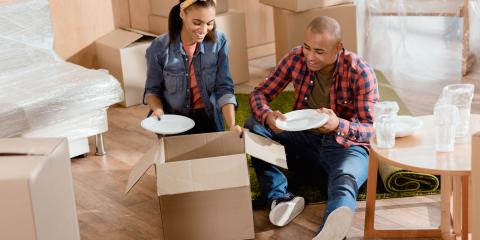 How to Prepare Dishes for Storage or Moving , Pell City, Alabama