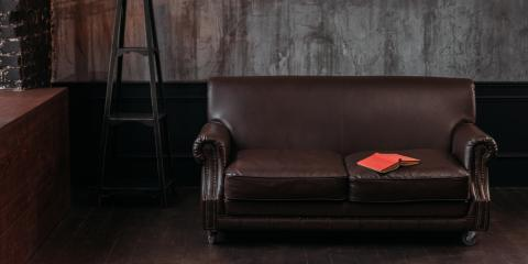 How to Clean Your Leather Sofa, Symmes, Ohio