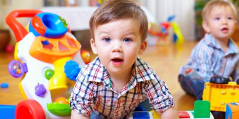 Nursery-School-Recommended Activities for an Infant's First Year, Southbury, Connecticut