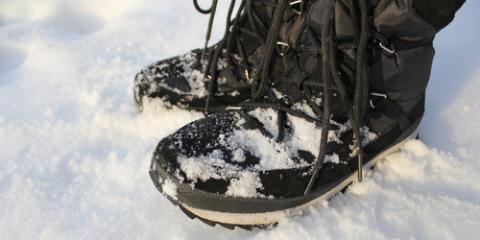 Podiatrist Explains Proper Foot Care During Winter, Springfield, Ohio