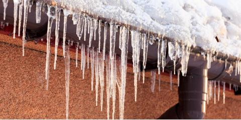 What You Need to Know About Ice Dams, New Canaan, Connecticut