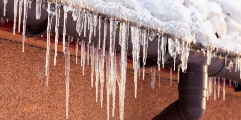 3 Tips for Winter Gutter Care, Newark, Ohio