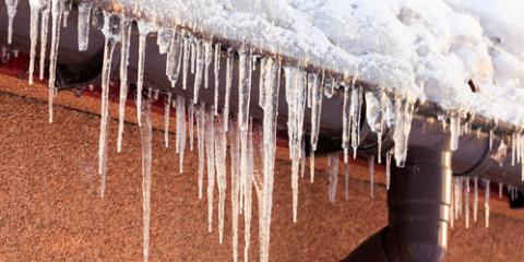 How to Avoid Roofing Damage While Removing Winter Ice, West Chester, Ohio