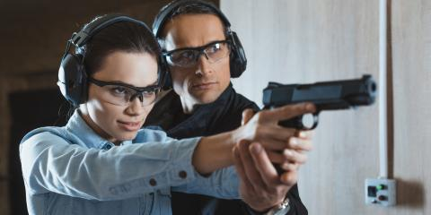 4 Tips for Your First Time at a Shooting Range, Columbia, Illinois