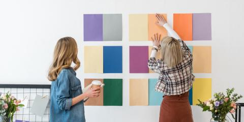 5 Office Paint Colors to Boost Productivity, Fairbanks, Alaska