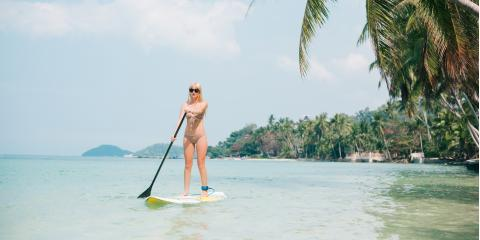 4 Tips for Beginner Stand-Up Paddleboarders, Koolaupoko, Hawaii