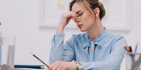 3 Benefits of a Workplace Massage, Dardenne Prairie, Missouri