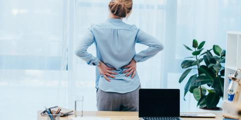 3 Stretches to Relieve Lower Back Tension at Work, Wisconsin Rapids, Wisconsin