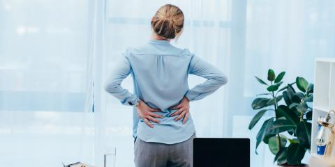 3 Unexpected Caused of Back Pain, Parrish, Florida