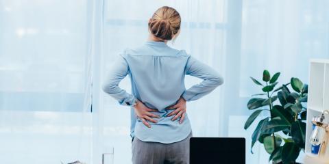 3 Exercises to Reduce Back Pain , North Pole, Alaska