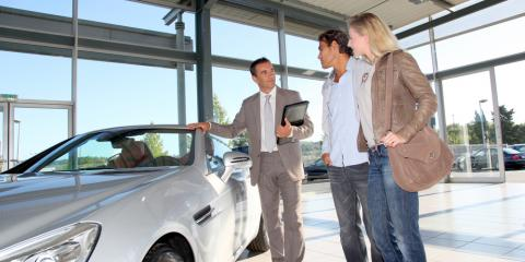 4 Questions to Ask When Shopping for a Used Car, Graham-Thrift, Washington