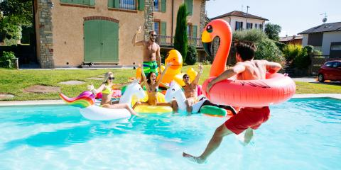 Does Home Insurance Cover My Pool?, Lorain, Ohio