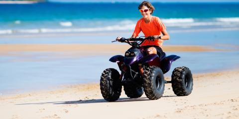 A Guide to Choosing an ATV for Your Child, Foley, Alabama
