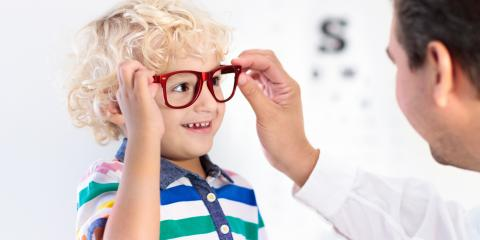 When Should You Bring Your Child in for an Eye Exam?, Fairfield, Ohio