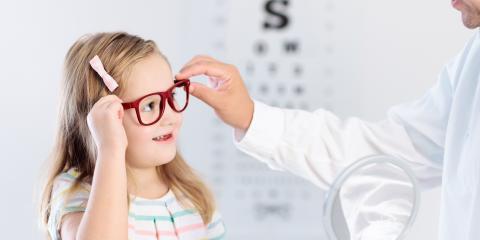 When Should Children Visit the Eye Doctor?, Waukesha, Wisconsin