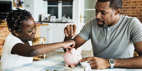3 Ways to Teach Your Kids About Saving Money, Russellville, Arkansas