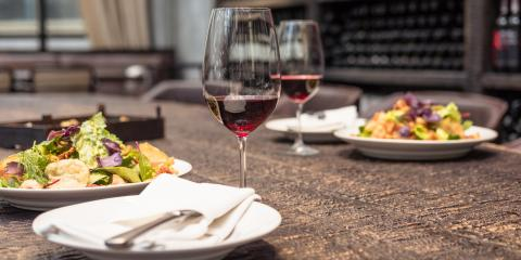 3 Salad & Wine Pairings You Should Try, Oxford, Connecticut