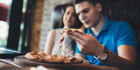 3 Reasons to Go Out for Pizza on a First Date, Crossville, Tennessee