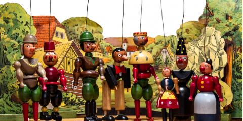 The History of Puppets From NY's Best Puppet Show, Manhattan, New York