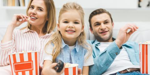 How to Make Family Movie Night a Success, Cornelius, North Carolina