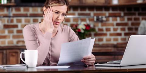 Should You File Taxes Before Filing for Bankruptcy?, Dothan, Alabama