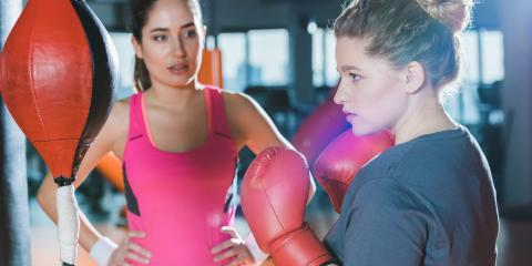 4 Items to Wear for Women's Boxing Training, Honolulu, Hawaii