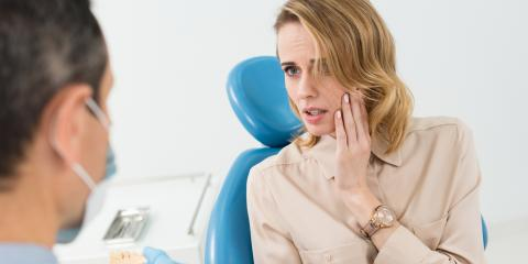 5 Common Causes of Toothaches, Jacksonville, Arkansas