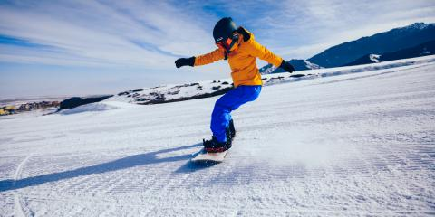 Should You Go Snowboarding or Skiing?, New York, New York
