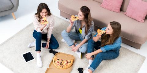 How to Host the Perfect Girls Night In Pizza Party, Bronx, New York
