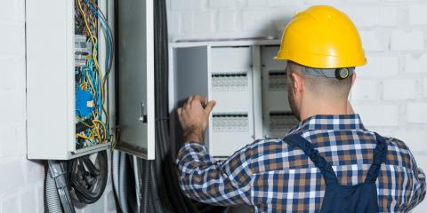 3 Signs You Need a New Electrical Panel, ,