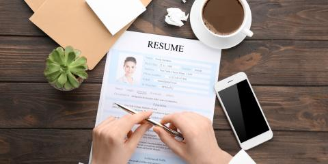 5 Smart Tips for Building a Professional Resume, Manhattan, New York