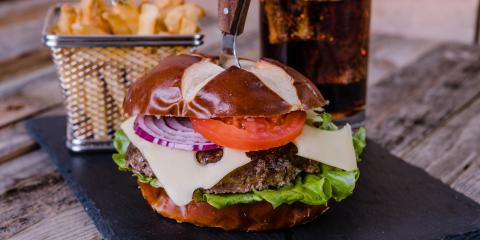 4 Popular Burger Toppings, Honolulu, Hawaii