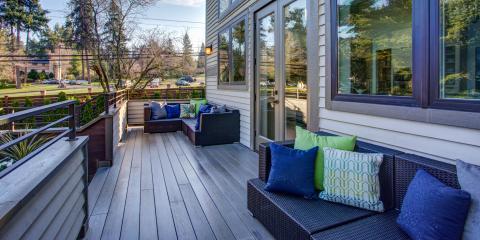 4 Types of Deck Designs , Ozark, Alabama