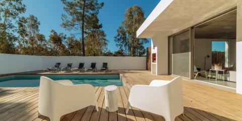 3 New Trends in Deck Design, Deep River, Connecticut