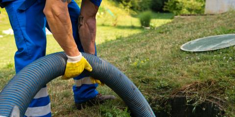3 Signs You Need to Pump Your Septic Tank, Anchorage, Alaska