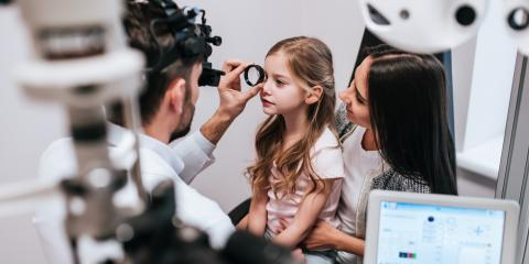 What You Need to Know About Child Eye Exams, Spencerport, New York