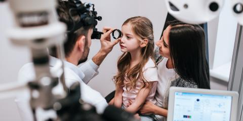 3 Tips for Calming Your Child During Their First Eye Exam, Washington, Missouri