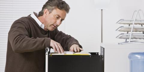 4 Do's and Don'ts for Organizing Filing Cabinets, Fairport, New York