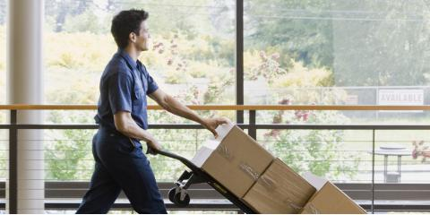 The Dos & Don'ts of Hand Truck Safety, Manhattan, New York