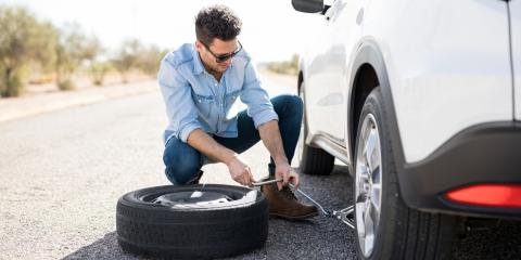 4 FAQs About How to Deal With a Flat Tire, Oakdale, Wisconsin