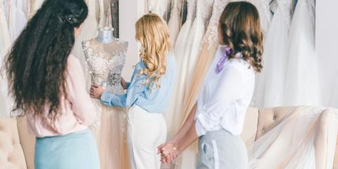 Top 5 Wedding Dress Silhouettes, Orange, Connecticut