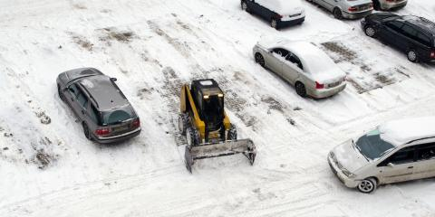 How to Keep Up With Winter Parking Lot Maintenance, Long Lake, Minnesota